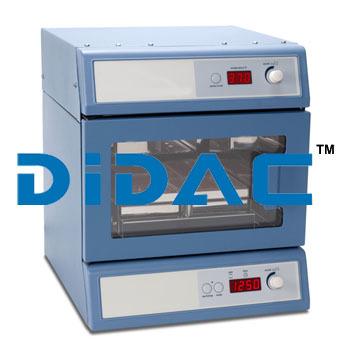 Microtitre Plate Shaker Incubator