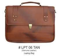 Laptop Bag in TAN Color