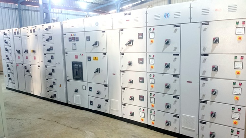 Main Power Control Centre Panels