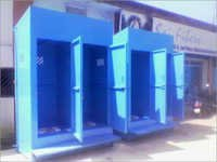 Portable Double Toilets