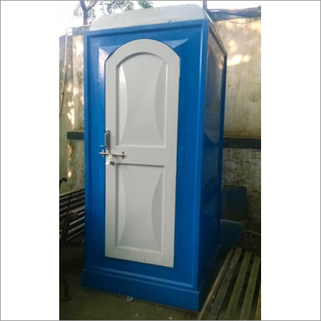 Portable FRP Bathroom