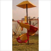 Spiral Slide - Playground Equipment
