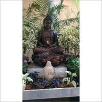 Lotus Buddha Waterfall  Water Fountain