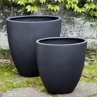 FRP Lobby Planters for Hotels, Outdoors, Parks, Entrances