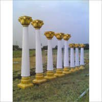 FRP Pillars
