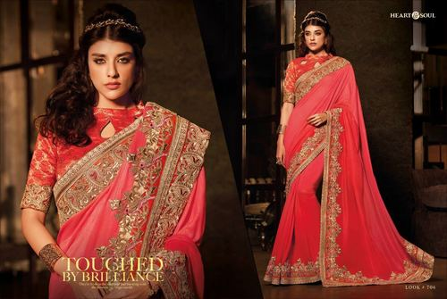 Ladies Modern Designer Saree