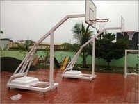 Giraffe Portable Basketball Post