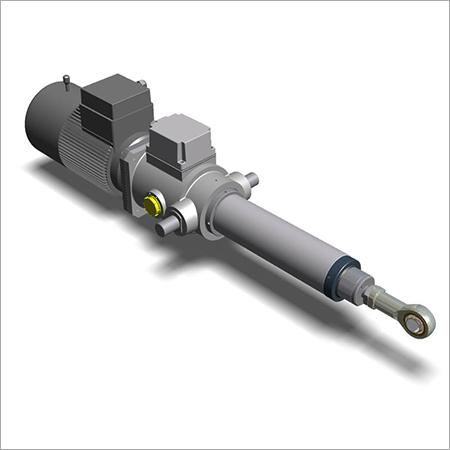 Heavy Duty AC Actuator