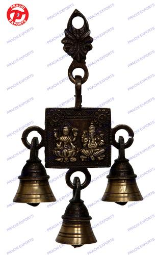 Belt W/ Bell Laxmi Ganesh Design