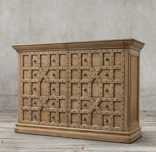 Reclaim Wooden Side Board
