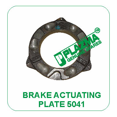 Brake Actuating Plate  Green Tractor
