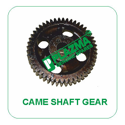 Came Shaft Gear Green Tractor