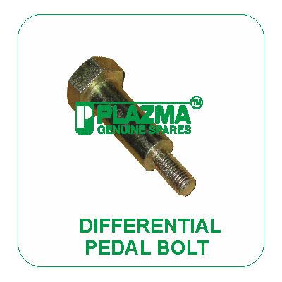 Differential Pedal Bolt John Deere