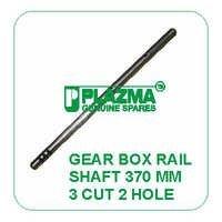 Gear Box Rail Shaft 370 mm 3 cut 2 Hole John Deere