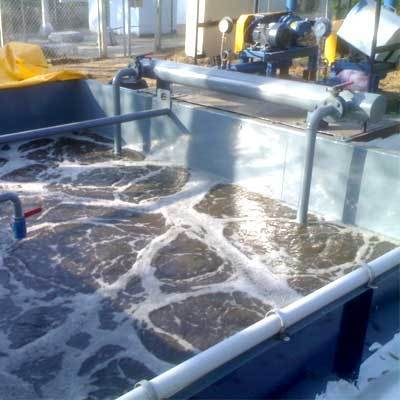 Tannery Wastewater Treatment