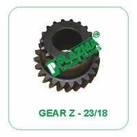 Gear Z - 23/18 Green Tractor