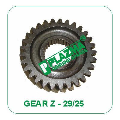 Gear Z - 29/25 Green Tractor