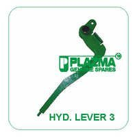 Hyd. Lever 3 Green Tractor
