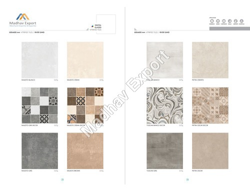 600 x 600 Colas Decor Tile