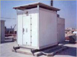 Prefabricated Telecom Shelters