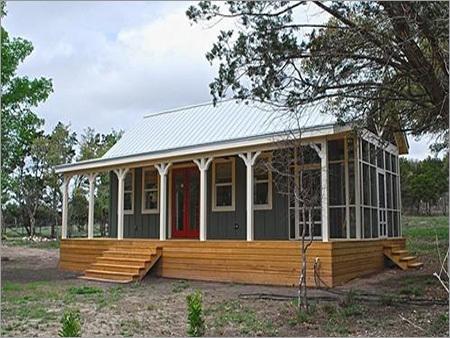 Residential Hut