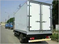 Automobile Cargo Container