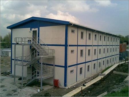 Pre Fabricated Modular Building