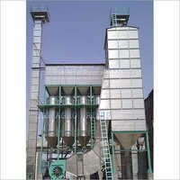 Parboiling Dryer Plant
