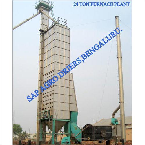 Paddy Grain Dryer