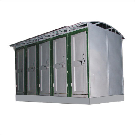 Prifab Toilet Cabin