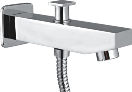 Bath Tub Button Spout