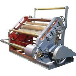 High Speed Single Facer Corrugation Machine
