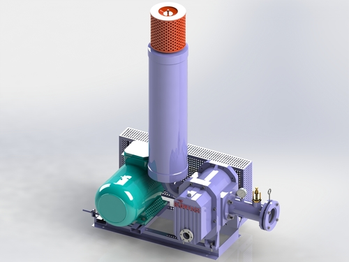 Positive Displacement Blower
