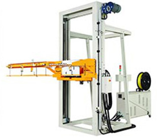 Corrugated Box Strapping MachinE