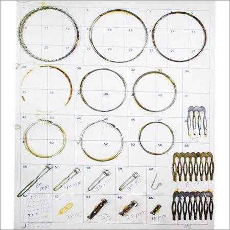Imitation Jewellery Parts & Raw Material