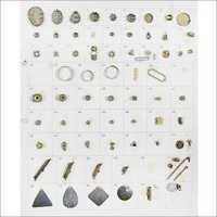Brass Jewellery Parts & raw Material
