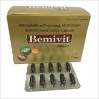 Multimineral Softgel Capsule