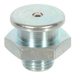DIN 3404 Button Head Grease Nipples
