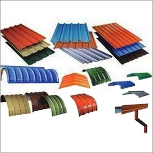Colorful Roofing Sheet
