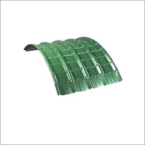 Colour Coated Crimped Steel Sheet