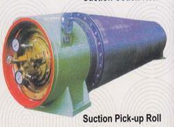 Sunction Pick Up Roll At Paper Machines