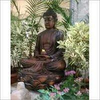 Sitting Buddha Meditating Statue