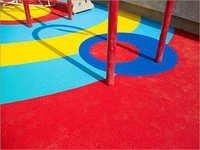 Playground Rubber Flooring - EPDM