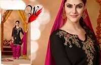 Buy Black Beauty Patiyala Suit Online