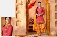 Buy Readymade Patiyala Suit Online