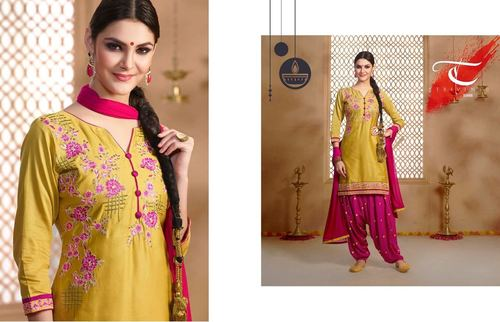 Shop Embroidered Salwar Kameez Online
