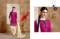 Shop Readymade Patiyala Suit With Work Online