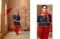 Shop Designer Patiyala Suit Online