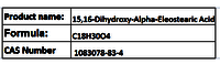 15,16-Dihydroxy-Alpha-Eleostearic Acid