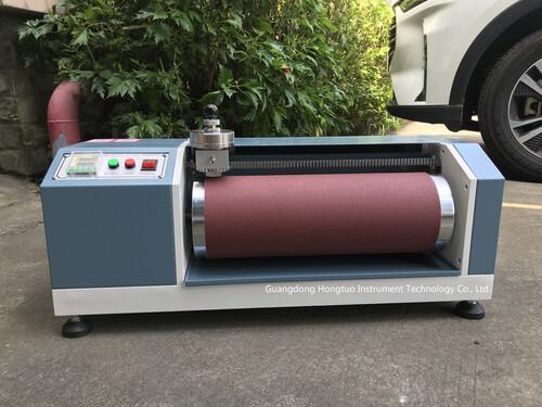 DIN Abrasion Tester for Elastic